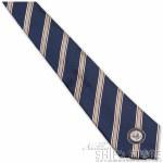 Tie - Navy Woven