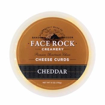 Curds- White Cheddar