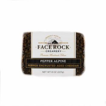 Face Rock Pepper Alpine Cheddar