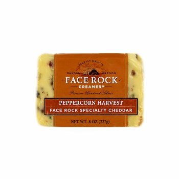 Face Rock Peppercorn Harvest Cheddar