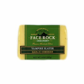 Face Rock Vampire Slayer Garlic Cheddar