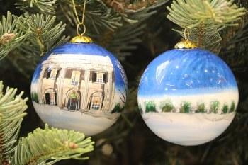 Hoxton House Ornament