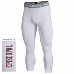 Compression pants white small