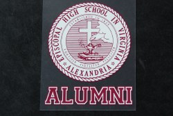 Alumni Decal