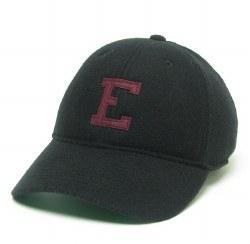 Wool Hat with Felt E