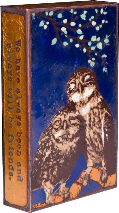 Houston Llew 172 Feathered Friends Spiritiles