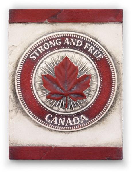 Sid Dickens SP07 O Canada Memory Block