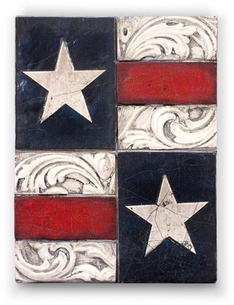 Sid Dickens SP08 Star Spangled Banner Memory Block