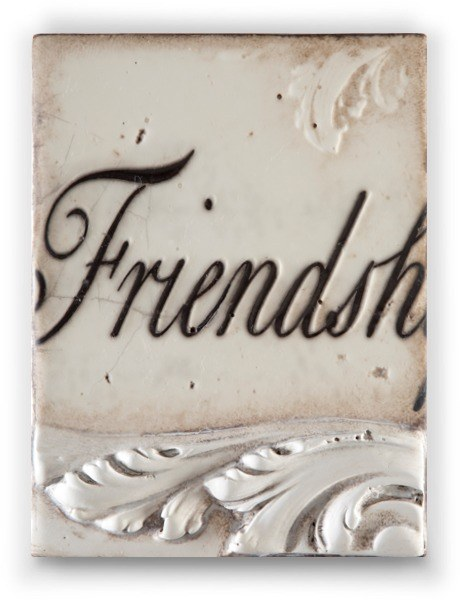 Sid Dickens T251 Friendship Memory Block