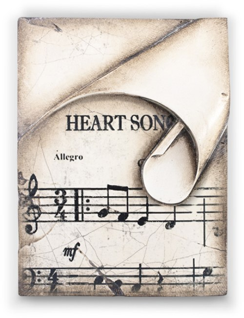 Sid Dickens T422 Heart Song Memory Block