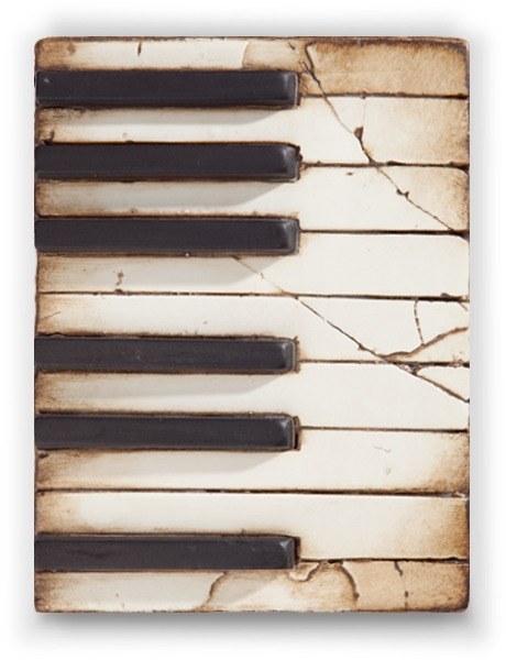 Sid Dickens T45 Piano Keys Memory Block