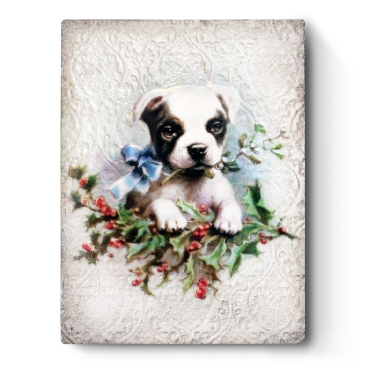 Sid Dickens T496 Winter's Bliss Memory Block