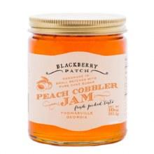 Peach Cobbler Jam