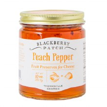 Peach Pepper Fruit Preserves For Cheese
