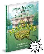 Badges, Egg Salad and Green Jackets