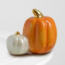 Nora Fleming Pumpkin Mini