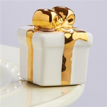 Nora Fleming Gilded Gift Mini