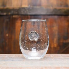 Jubilee Stemless Wine in Initial W