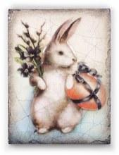 Sid Dickens SP02 Easter Bunny Memory Block
