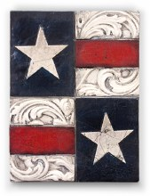Sid Dickens SP08 Star Spangled Banner Memory Block