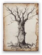 Sid Dickens T125 Medieval Tree of Life Memory Block