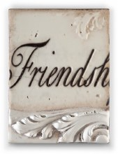 Sid Dickens T251 Friendship Memory Block