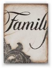 Sid Dickens T341 Family Memory Block