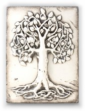 Sid Dickens T406 Celtic Tree of Life Memory Block