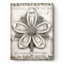 Sid Dickens T449 Cosmopolitan Flower Memory Block
