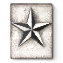 Sid Dickens T471 Nautical Star Memory Block
