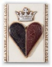Sid Dickens T66 Heart & Crown Memory Block