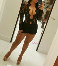 Nicole set M Black