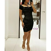 Anneliese dress M Black
