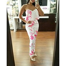 Gabriela set pants S Pink