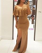 Gina maxi dress M