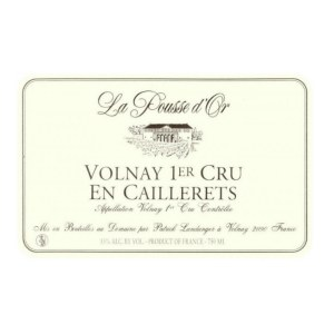 Dom Pousse Volnay Caillerets14