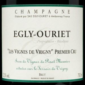 Egly-Ouriet Vignes de VrignyNV
