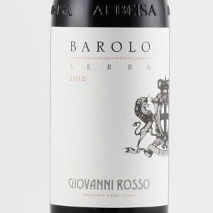 Giovanni Rosso La Serra Bar 13