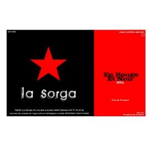 La Sorga Rouge et Noir 11