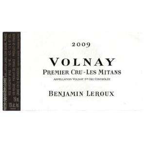 Leroux Volnay Les Mitans 13