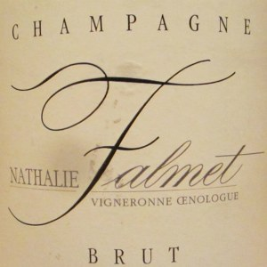 Nathalie Falmet Champagne NV