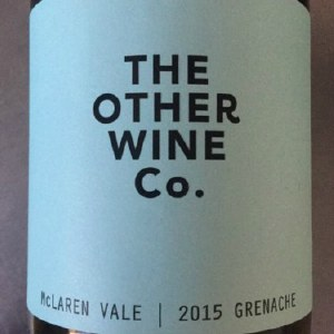 The Other Wine Grenache 16