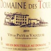 Ch des Tours Vaucluse 14