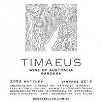 Ruggabellus 'Timaeus' 16
