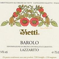 Vietti Barolo Lazzarito 11