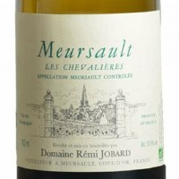 Dom Jobard Mersualt Cheval 12