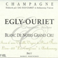 Egly-Ouriet Gr Cru Bl De Noir