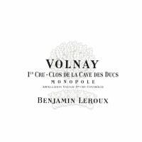 Leroux Volnay Cave Ducs 14