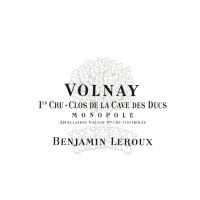 Leroux Volnay Cave Ducs 15