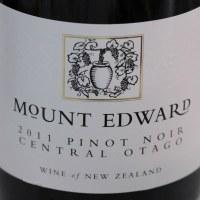 Mount Edward Pinot Noir 16